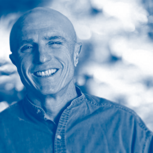Randy Komisar with Kleiner Perkins and Straight Talk for Startups Author
