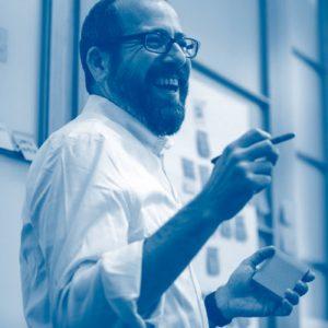 Josh Seiden, author of Outcomes Over Outputs and Sense and Respond