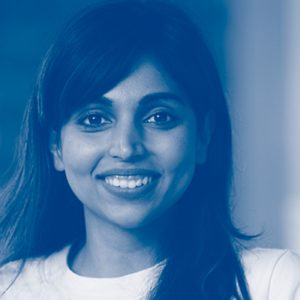Zainab Ghadiyali. Zainab, product lead at Airbnb and co-founder of Wogrammer