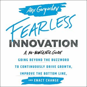 Alex Goryachev, Cisco's Global Co-Innovation Centers MD
