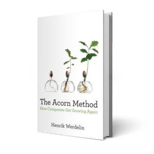 Henrik Werdelin, Prehype Founder and Author of The Acorn Method