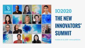 IO2020 - The New Innovators' Summit