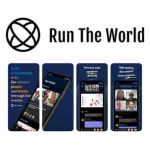 Xiaoyin Qu, Founder of Run The World