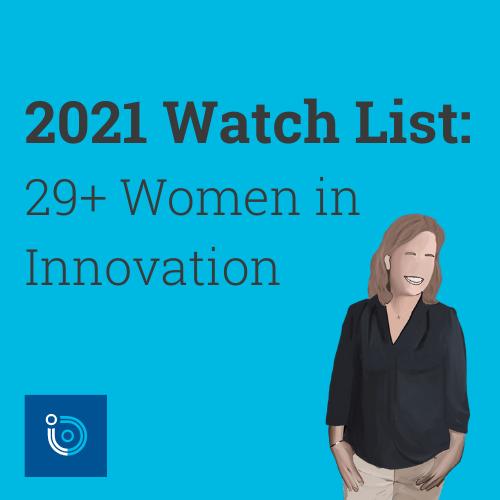 Women in Innovation 2021