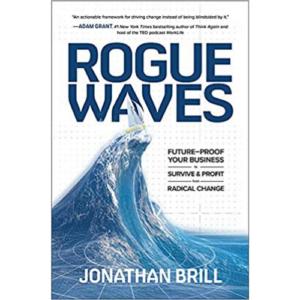 Jonathan Brill, Author of Rogue Waves