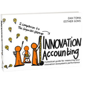 Esther Gons, CEO and Co-founder of Ground Control and Author of Innovation Accounting